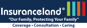 Insuranceland - Canadian Office Products Association Logo
