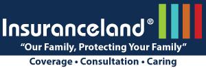 Insuranceland - Older Adult Centres Association of Ontario Logo