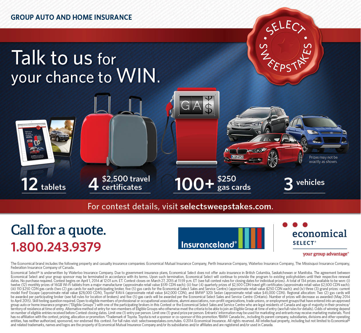Group Auto And Home Insurance